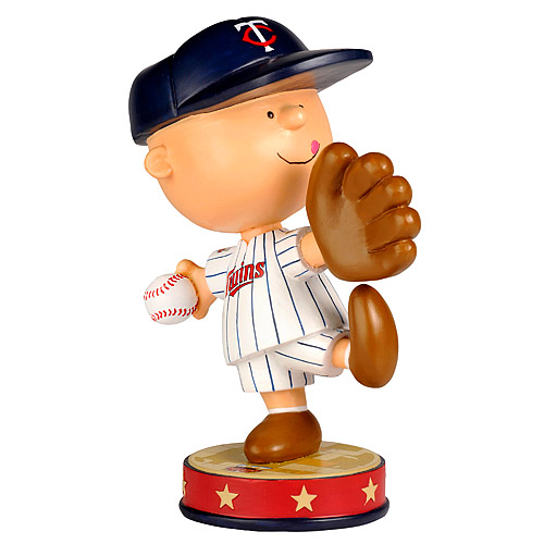 2014 All-Star Game Charlie Brown Figurine