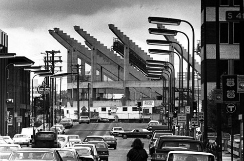 metrodome-construction