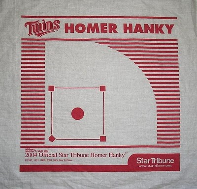 2004 Homer Hanky