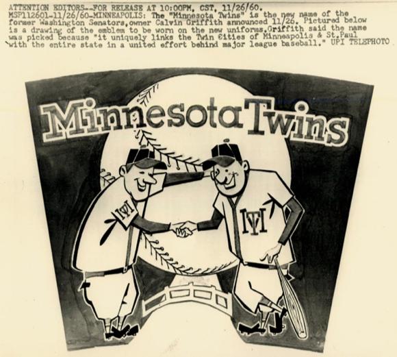 Twins original logo
