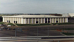Met Center - home of the Minnesota North Stars 1967-1993