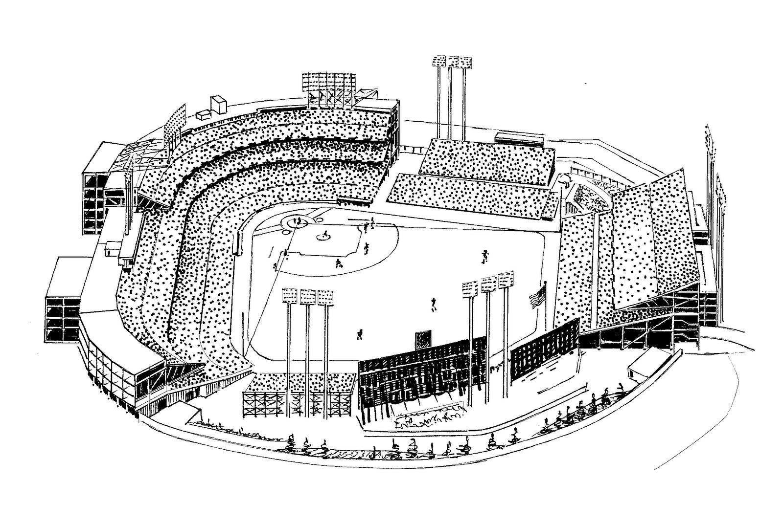Met Stadium C.1981