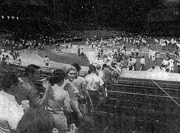 August 25, 1970 Met Stadium bomb scare