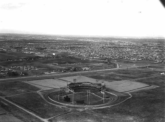 Met Stadium about 1960