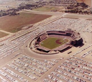 Met Stadium - Courtesy of the Minnesota Twins