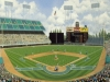 Met Stadium painting