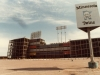 Met stadium sits empty on April 4, 1982 while the Twins get ready to move into the HHH Metrodome