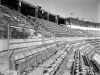 A look  at the seats in the third deck at Met Stadium which were later condemned