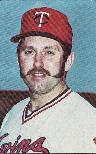 Mike Marshall - Twins pitcher 1978 - 1980