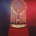 1987 World Series trophy