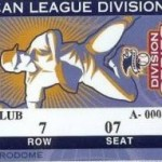2003 Twins ALDS ticket. Click on the picture to see the full image.