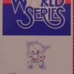 1979 Twins phantom World Series ticket. Click on ticket to see the full image.