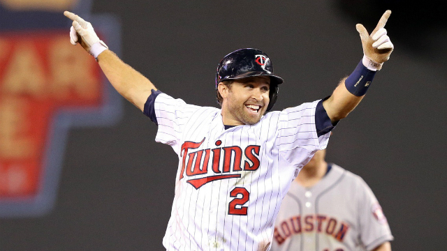 Does Brian Dozier Have A 20/20 Vision?