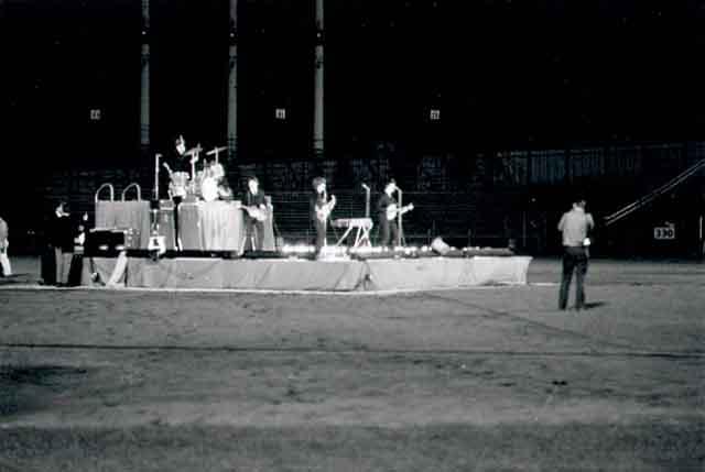 Beatles at Met Stadium