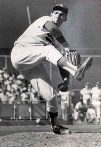Sandy Koufax - World Series MVP