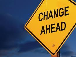 Change coming large