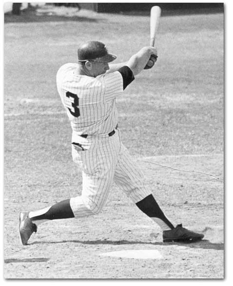 That famous Harmon Killebrew swing